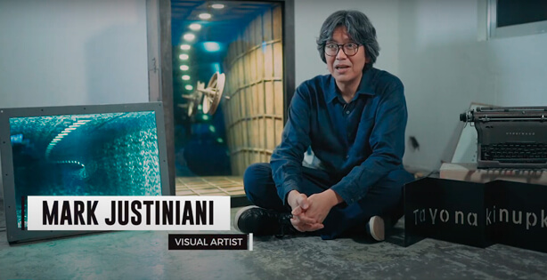 Excellence in Art with Mark Justiniani