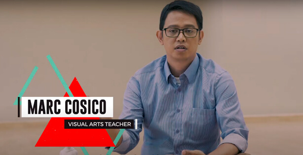Excellence in Art Education with Marc Cosico
