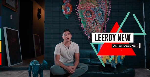 Excellence in Design with Leeroy New
