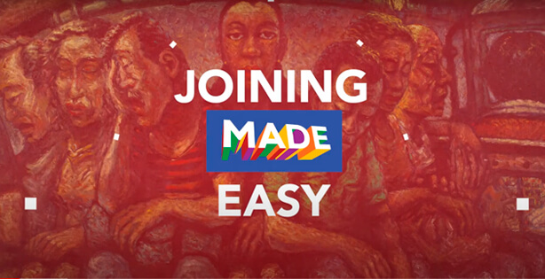 Joining MADE Easy