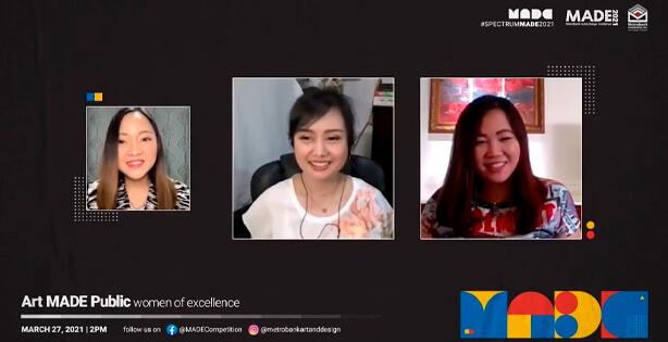 Art MADE Public: Women of Excellence